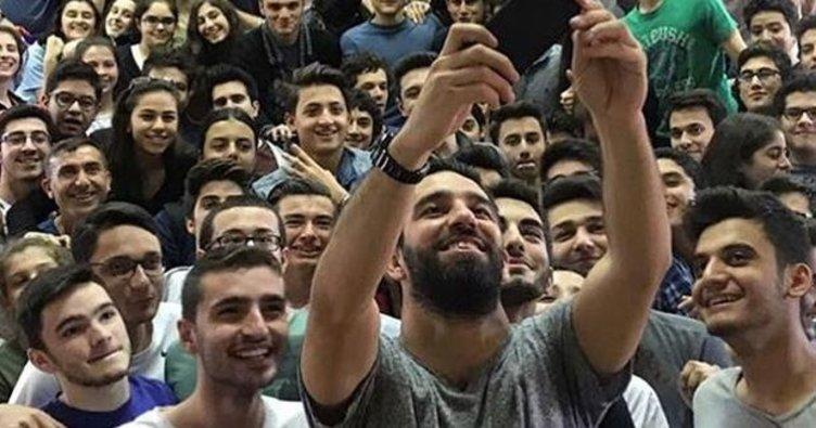 Arda Turan: Galatasaray'a faydalı olurum