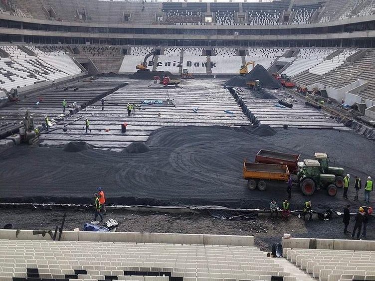 Vodafone Arena'nın açılış tarihi belli oldu