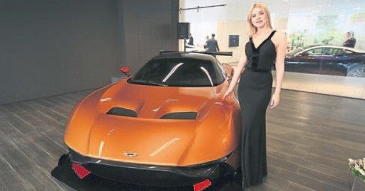 Aston Martin Folkart'ta