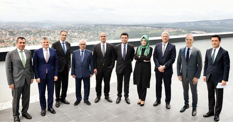 Türkiye Finans'taki yatırımımızı stratejik ve uzun vadeli görüyoruz