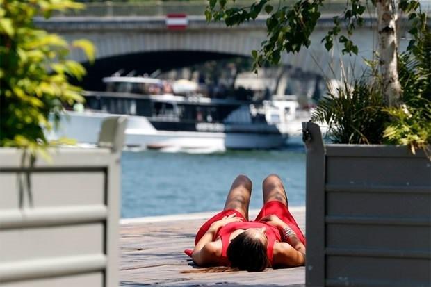 Avrupa sıcaktan kavruluyor