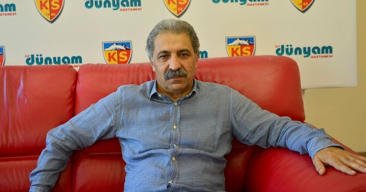Kayserispor'da 8 futbolcu kadro dışı!