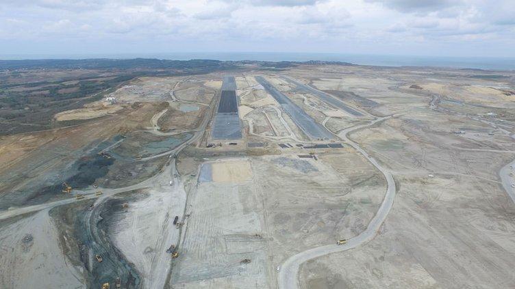 3. Havalimanı inşaatında son durum