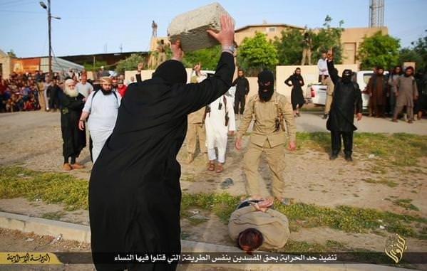 IŞİD'in korkunç katliamları