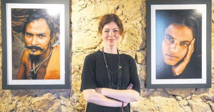 Fırat'ın ilk sergisi açıldı