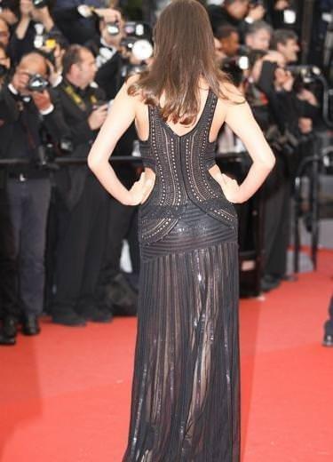 Cannes'a Irina Shayk damgası