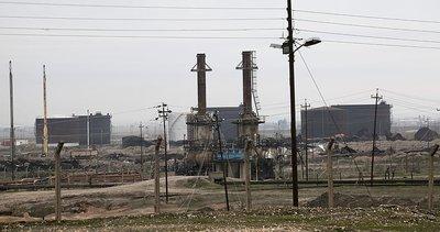 PKK/PYD, Deyrizor'un en büyük gaz üretim tesisini ele geçirdi!