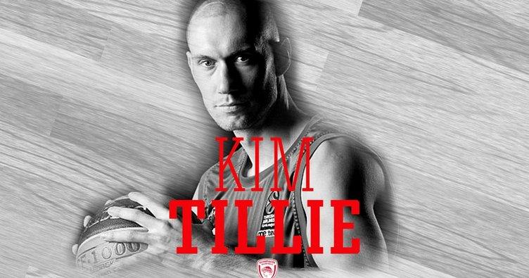 Olympiakos, Kim Tillie ile 2 yıllık sözleşme imzaladı