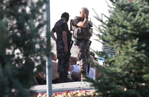 Jandarma Genel Komutanlığı karargahındaki teröristler böyle etkisiz hale getirildi