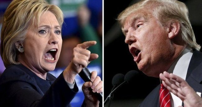 Trump'tan Clinton'a suçlama