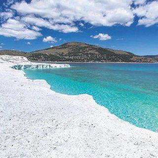 Burdur'un doğa harikası: Salda Gölü