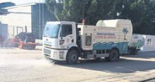 Melih ABİ: Demirciler Sitesi'nde temizlik hareketi