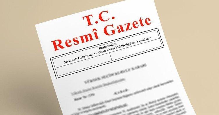 Bazı bakanlıklara ilişkin atama kararları Resmi Gazete'de yer aldı