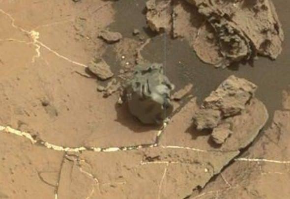 Ve NASA'nın aracı Dünya'ya o fotoğrafları gönderdi