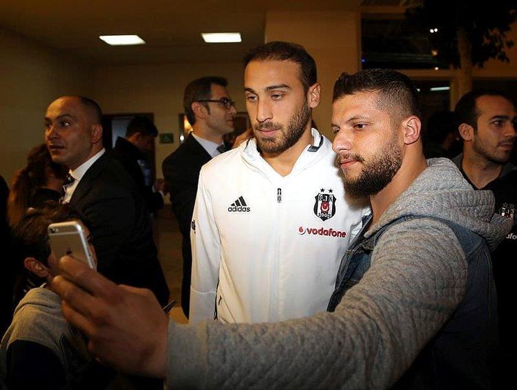 Guardiola, o Beşiktaşlıyı izliyor!