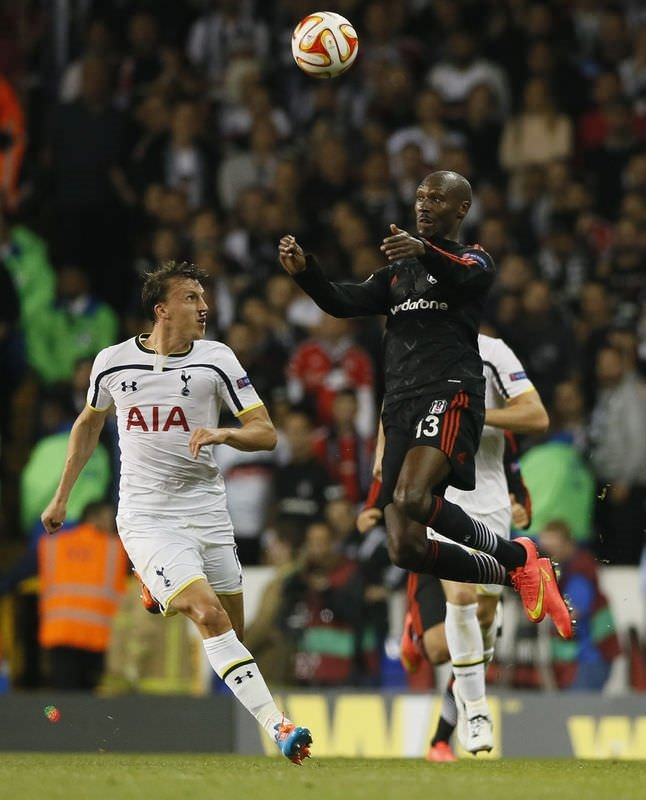 Tottenham - Beşiktaş maçının fotoğrafları