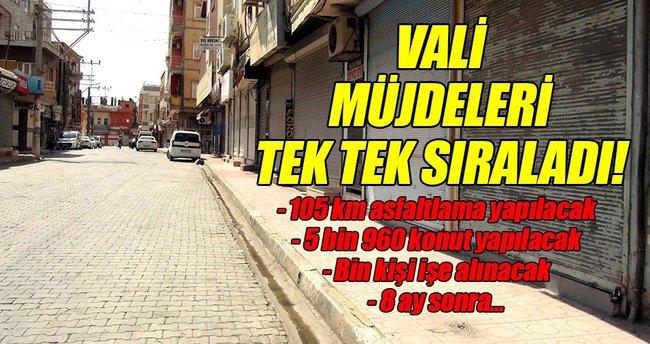 Şırnak'ta sokağa çıkma yasağı kaldırılıyor!