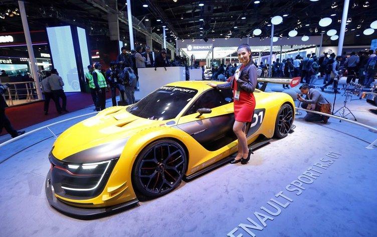 Hindistan Otomobil Fuarı