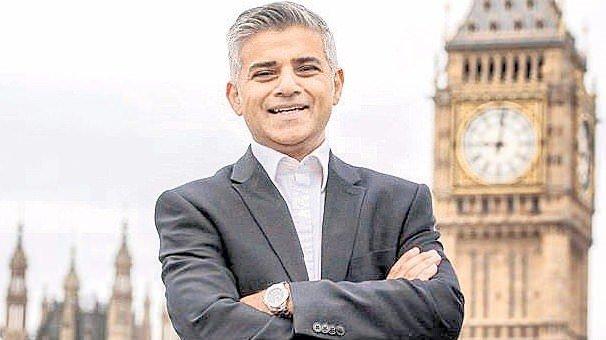 Londra'nın ilk Müslüman belediye başkanı