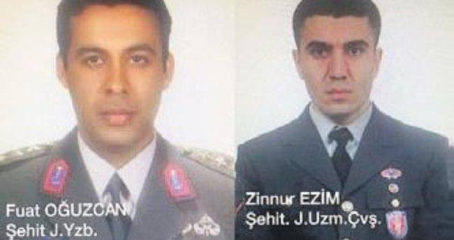 Lice'de çatışma: 2 şehit, 6 PKK'lı öldürüldü