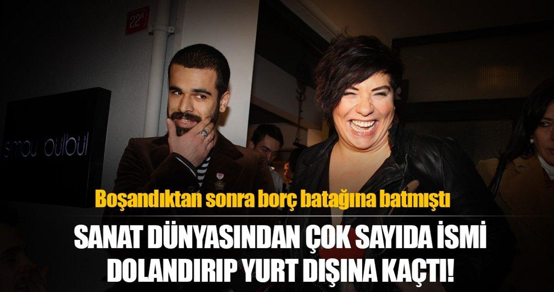 Işın Karaca'nın eski eşi Sedat Doğan yurt dışına kaçtı