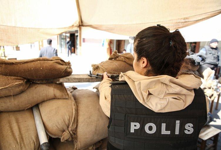Terörle mücadeleye kadın desteği