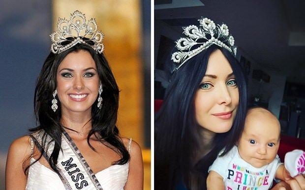 Güzellik kraliçelerinin doğal halleri