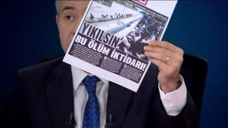 Seçimi hedef alan utanç manşetleri!