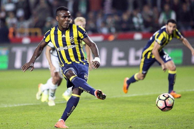 Emenike: Galatasaray'a gol atmak isterim