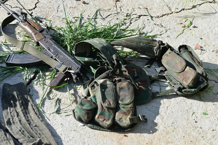 Nusaybin'de 18 terörist böyle öldürüldü!