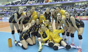 VakıfBank, Dünya Kulüpler Şampiyonası'nda finalde