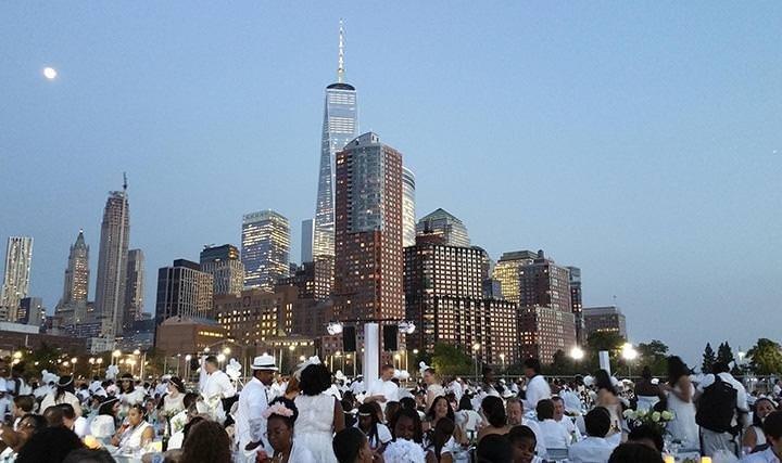 New York'ta Beyaz gece
