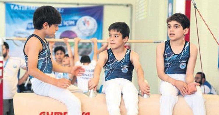 Türk jimnastiği gün geçtikçe büyüyor