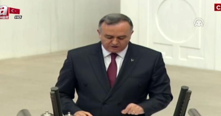 Erkan Akçay: Türkiye'nin bekası için her şeyi göze alabileceğimizi...