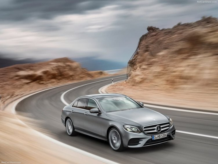 Beklenen Mercedes ortaya çıktı