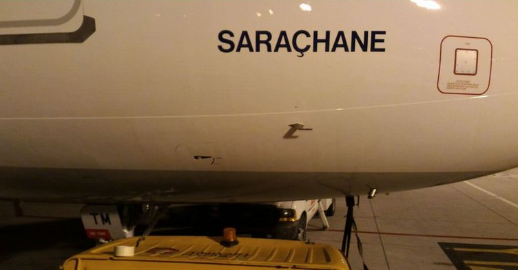 THY, kahraman semtlerin ismini uçaklara yazdırdı
