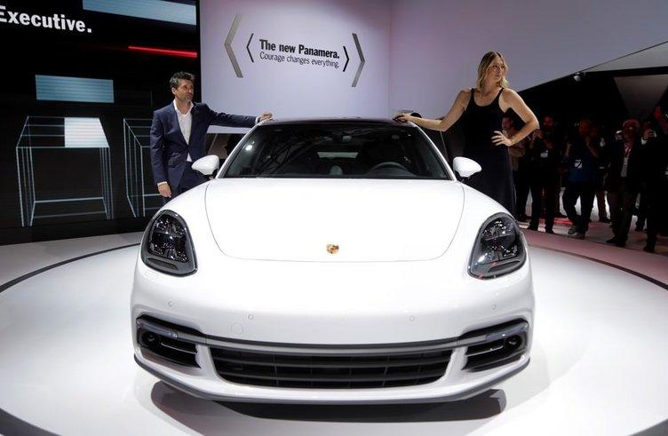 2016 Los Angeles Otomobil Fuarı başladı