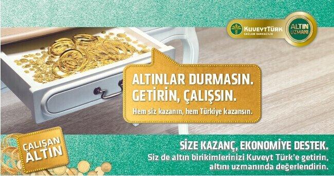Altın Uzmanı Kuveyt Türk