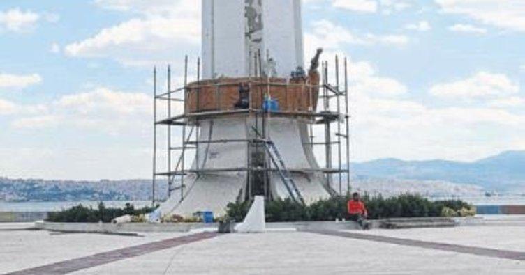 Anıtın tescil talebini kurul reddetti