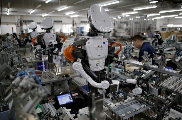 Robotlara gün doğdu!