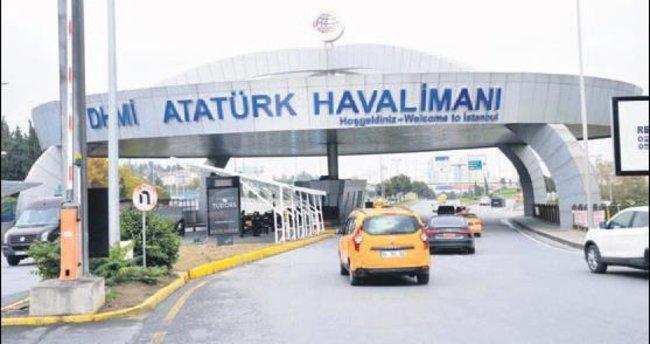 Atatürk Havalimanı'nda x-ray cihazları kaldırıldı