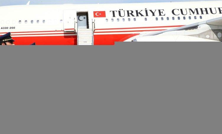 Cumhurbaşkanı Erdoğan Şili'de