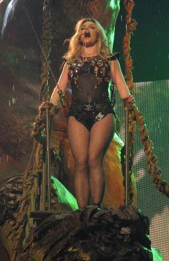 Britney Spears herkesi çoşturdu