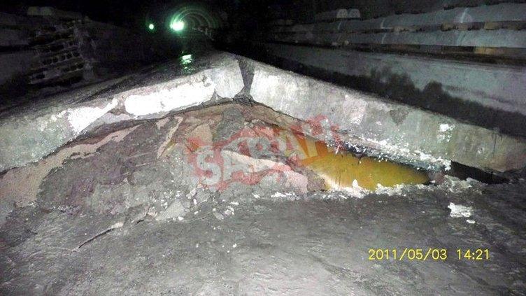 İzmir Metrosu'nda ölümcül tehlike