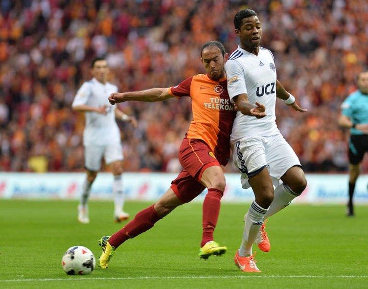 Galatasaray - Kasımpaşa maçından fotoğraflar