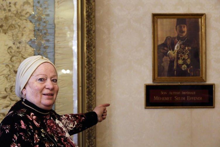 Lübnan'da bir Osmanlı hanedan üyesi!