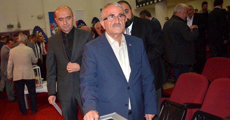 Karabükspor başkanını seçti
