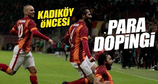 Kadıköy öncesi para dopingi