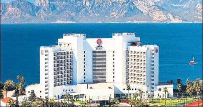 Barut Grubu otelleri altın ödül sahibi