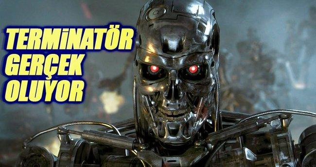 Katil robotlar iki üç yıla kadar geliyor